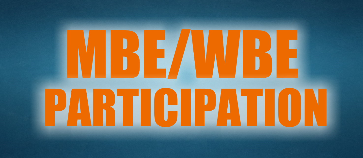 MBE/WBE PARTICIPATION